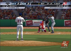 Major League Baseball 2K6 Screenshot from Shacknews