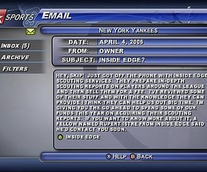 Major League Baseball 2K6 Chat