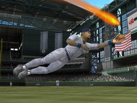 MLB Slugfest 2006 Screenshot from Shacknews