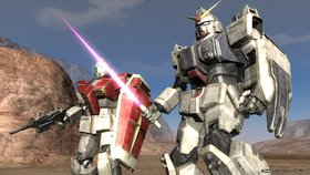 Mobile Suit Gundam: Crossfire Screenshot from Shacknews