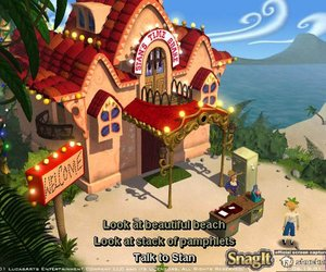 Escape from Monkey Island Screenshots