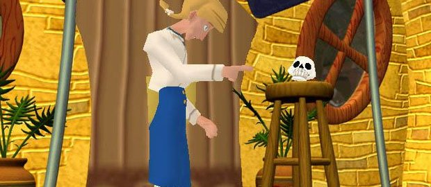 Escape from Monkey Island News