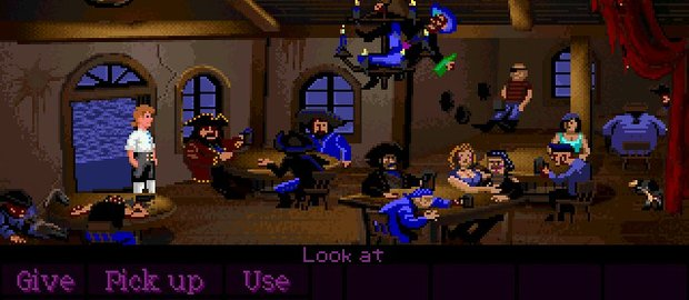 The Secret of Monkey Island News