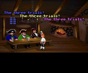 The Secret of Monkey Island Files