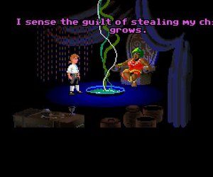 The Secret of Monkey Island Screenshots