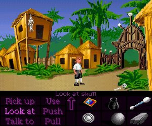 The Secret of Monkey Island Files