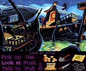 Monkey Island 2: LeChuck's Revenge Screenshots