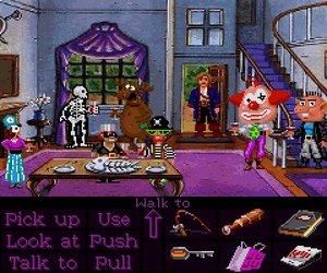 Monkey Island 2: LeChuck's Revenge Chat