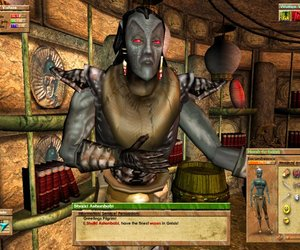 The Elder Scrolls III: Morrowind Chat