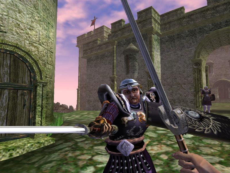 The Elder Scrolls III: Morrowind Screenshots - Video Game ...