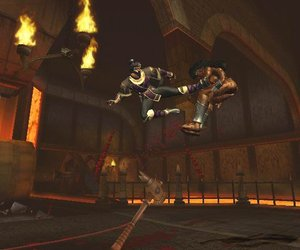 Mortal Kombat: Armageddon Screenshots