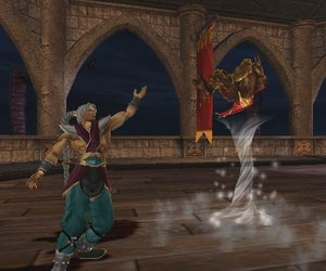 Mortal Kombat: Armageddon Chat