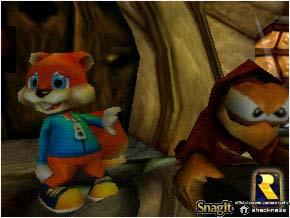 Conker's Bad Fur Day Screenshots