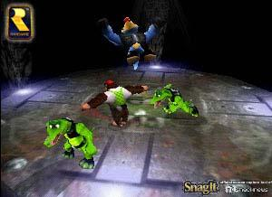 Donkey Kong 64 Screenshots