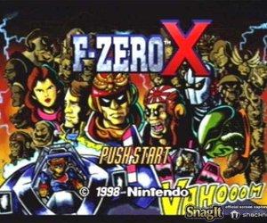 F-Zero X Videos
