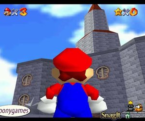 Super Mario 64 Screenshots