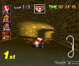 Mario Kart 64 Files