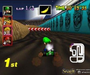 Mario Kart 64 Files