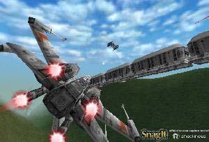 Star Wars: Rogue Squadron Screenshots