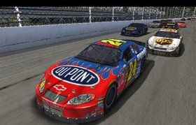 NASCAR 06: Total Team Control Screenshot from Shacknews