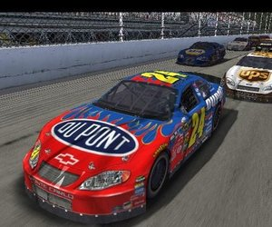 NASCAR 06: Total Team Control Chat