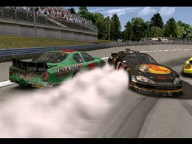 NASCAR 07 Screenshot from Shacknews