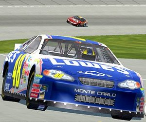 NASCAR SimRacing Chat