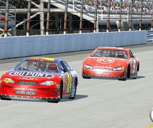 NASCAR SimRacing Screenshots