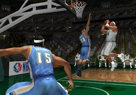 NBA 07 Featuring The Life Vol. 2 Screenshot from Shacknews