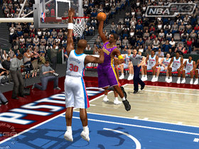 NBA 2K3 Screenshot from Shacknews