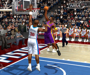 NBA 2K3 Screenshots