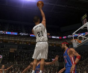 NBA Live 06 Screenshots