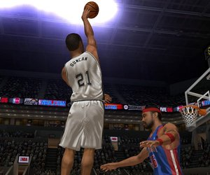 NBA Live 06 Screenshots