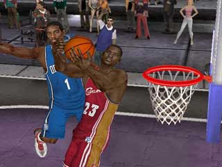 NBA Ballers Screenshots