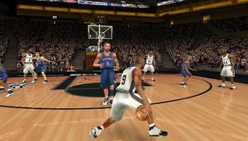 NBA Live 07 Screenshot from Shacknews