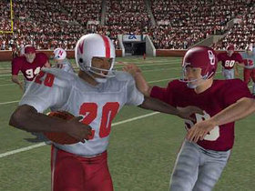 NCAA Football 2004 Screenshot from Shacknews