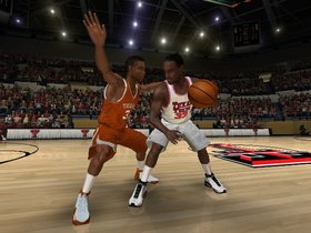 NCAA March Madness 07 Screenshot from Shacknews