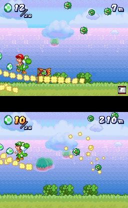Yoshi's Touch & Go Chat