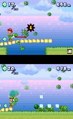 Yoshi's Touch & Go Files