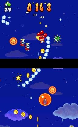 Yoshi's Touch & Go Screenshots