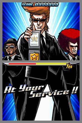 Elite Beat Agents Screenshots