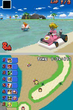 Mario Kart DS Files