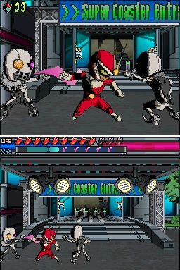 Viewtiful Joe: Double Trouble Screenshots
