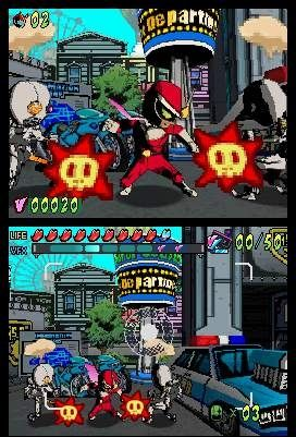 Viewtiful Joe: Double Trouble Files