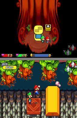 Mario & Luigi: Partners in Time Files