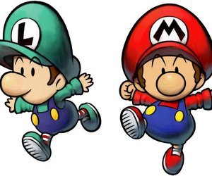 Mario & Luigi: Partners in Time Chat