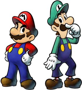 Mario & Luigi: Partners in Time Screenshot from Shacknews