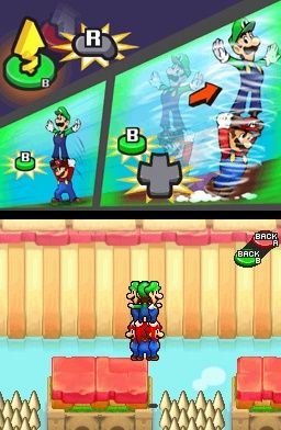 Mario & Luigi: Partners in Time Videos