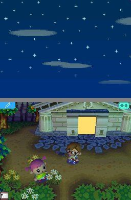 Animal Crossing: Wild World Screenshots