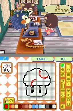 Animal Crossing: Wild World Chat